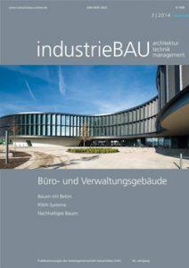 Cover industrieBAU
